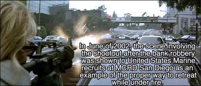 """Interesting Facts About The """"Heat"""" Movie"""