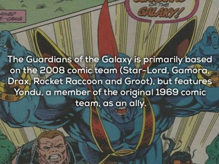 How Are You Going To Watch The Second Guardians Of The Galaxy Without Knowing Everything About The First Part?