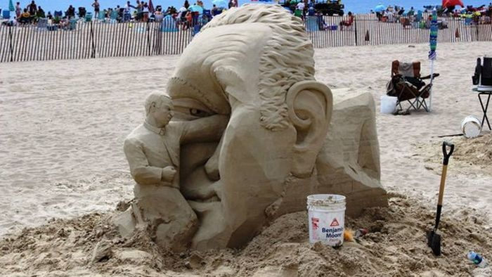Beautiful Sand Sculptures, part 2