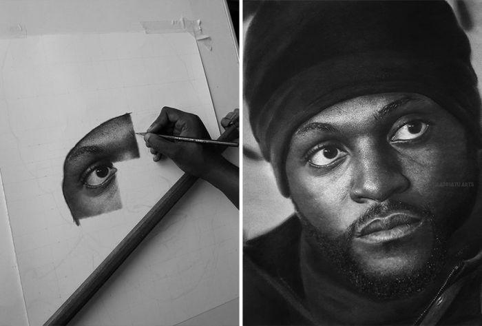 Photo-Realistic Portraits