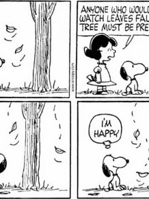 Comics About Happiness