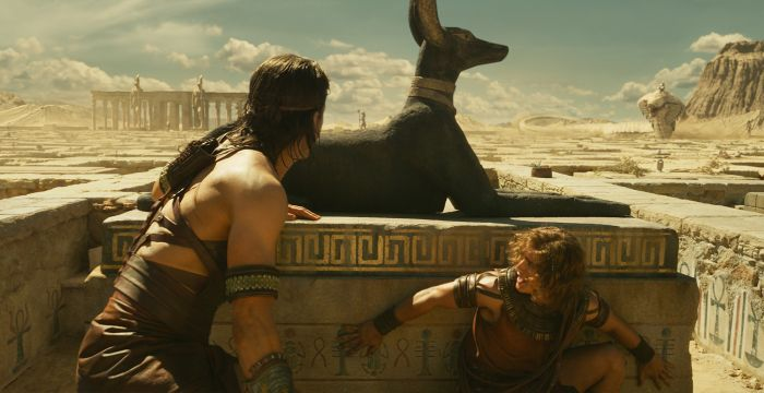 Gods Of Egypt Before And After Affects