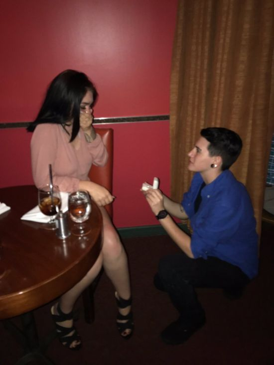Couple Admits To Faking A Proposal