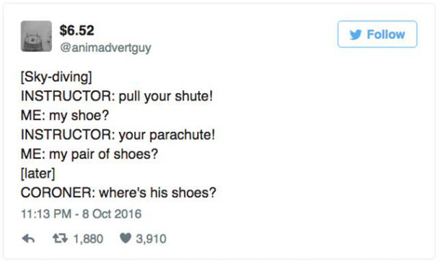 Hilarious Tweets That Are Absolutely Perfect