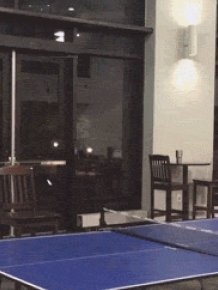 Ping Pong Is Harder Than It Looks