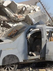 ISIS Car Bomb Factory Discovered In Mosul