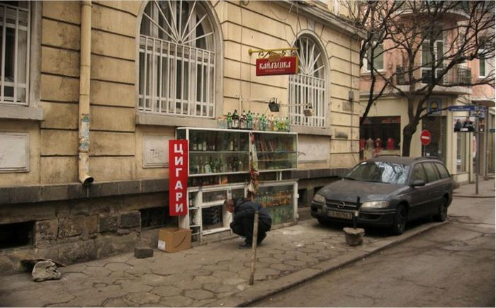Cellars Of Sofia Are Perfect Little Shops