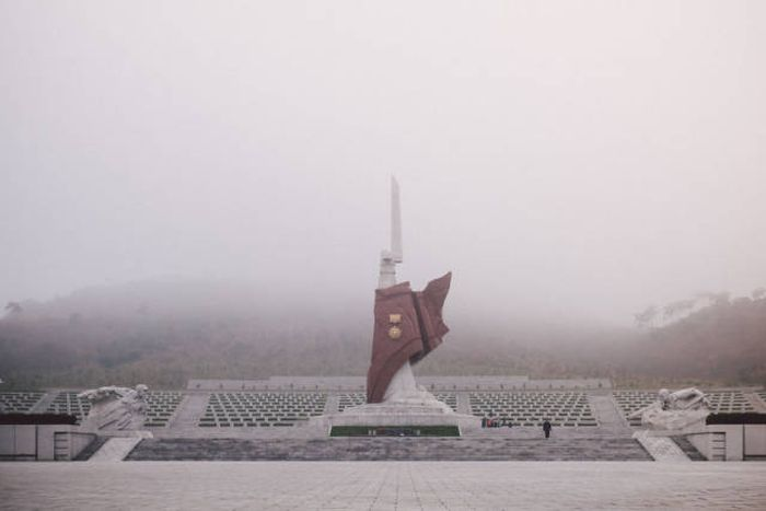 This Is What North Korea Allows Foreign Photographers To See