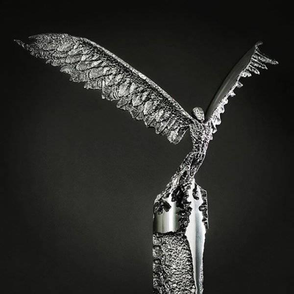 Welding Can Turn Metal Into Unreal Art