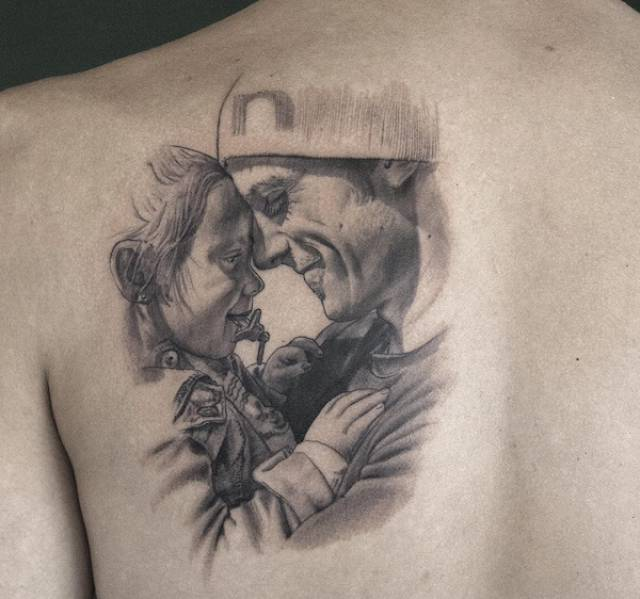 You Really Can't Say That Tattooing Is Not Art