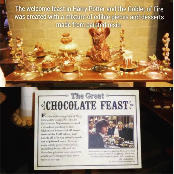Creators Of The Harry Potter Series Must Have Used Magic