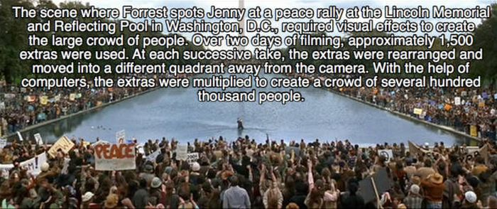 Impressive Facts About The Iconic Forrest Gump