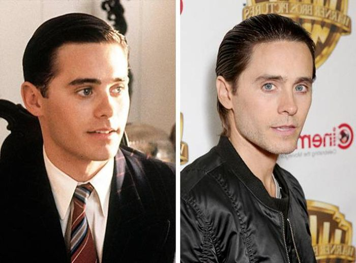 Famous Actors Who Changed Tremendously Since Their Early Days