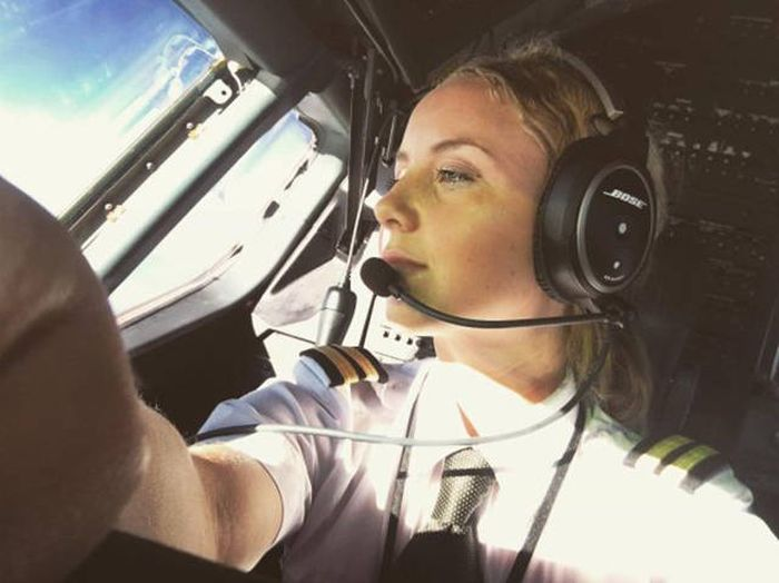 This Swedish Airplane Has The Hottest Pilots Ever
