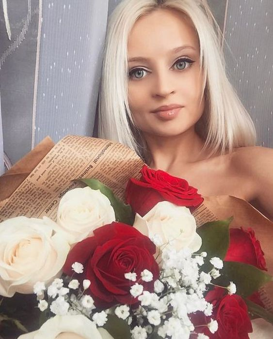 Russian Barbie Claims Her Beauty Is Natural