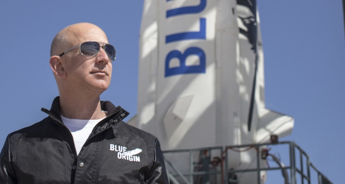 Blue Origin Will Take People Into Orbit