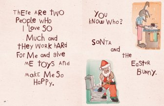 Artist Illustrates Hilarious Things That Kids Say