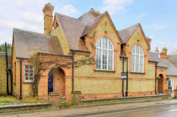 Former Police Station Turned Into An Incredible Family Home