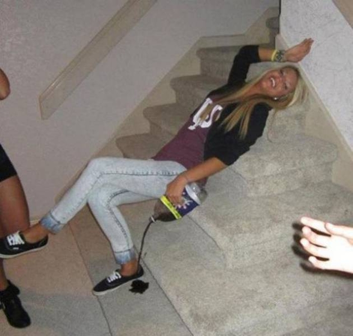 When Partying Goes Very Wrong