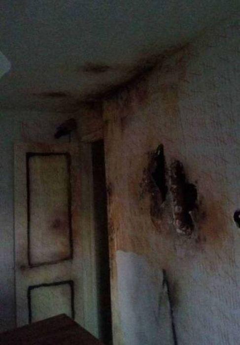 Neighbors Discover Horrific Abandoned Duplex