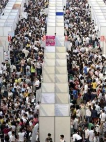 Here's What Billions Of Chinese People Look Like In Reality