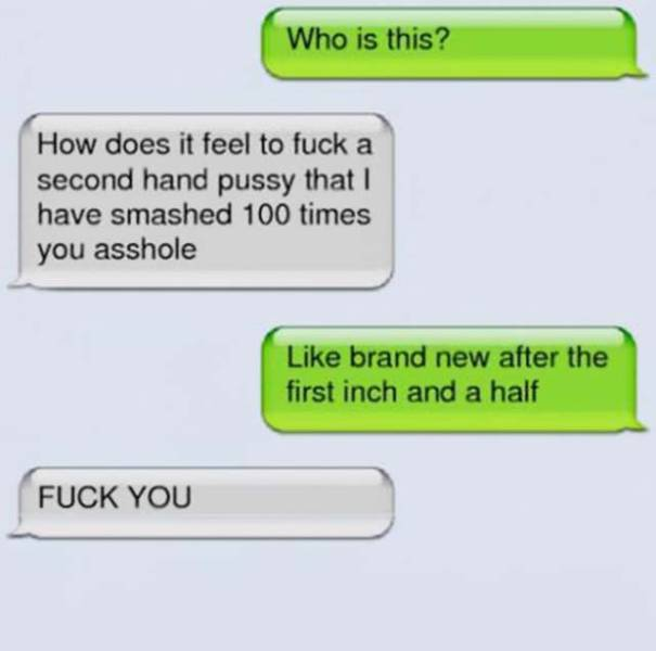 Insults That Are So Brutal They Can't Be Denied