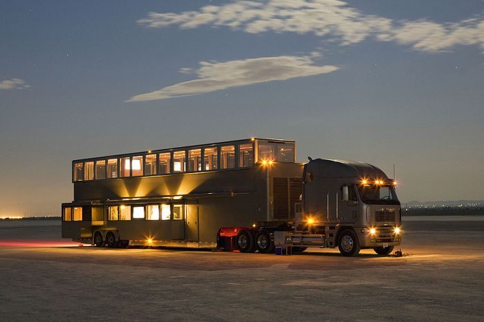 Big Luxury Houses On Wheels