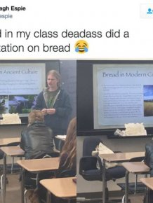 Times When The Classroom Was More Than Just Educational