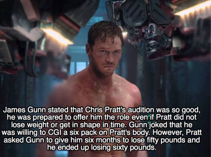 Facts About Guardians Of The Galaxy That Are Out Of This World