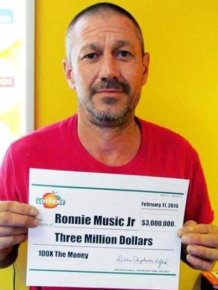 Lottery Winner Gets Jail Time For Drug And Gun Charges