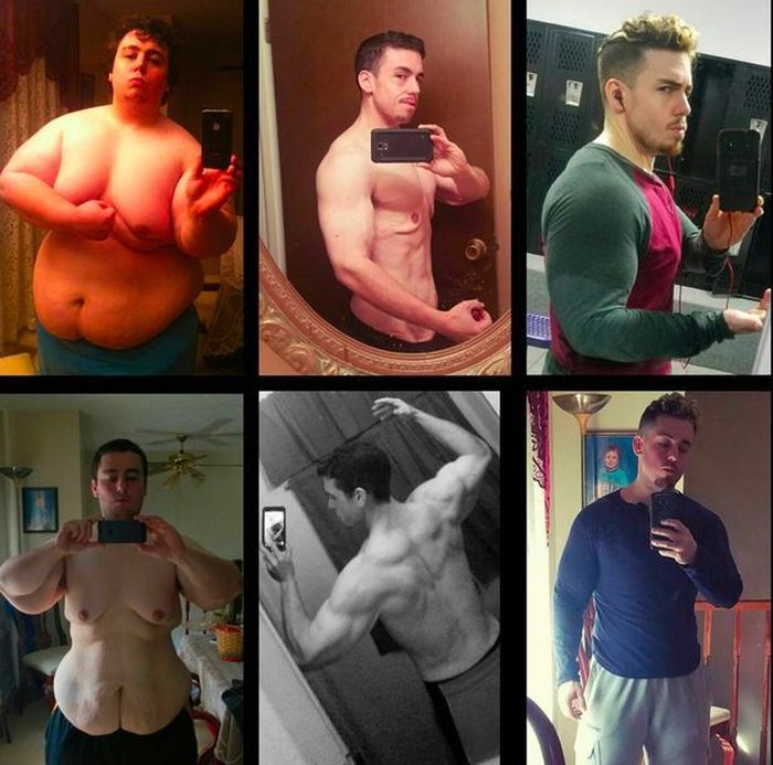 You Won't Believe How Much Weight This Guy Lost