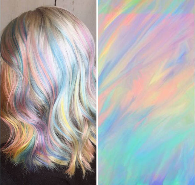 Now You Can Have A Hologram On Your Own Hair