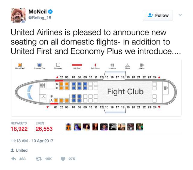 The Internet Owned United Airlines After They Forcefully Removed A Passenger