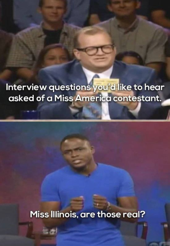 Hilarious Moments From Whose Line Is It Anyway?
