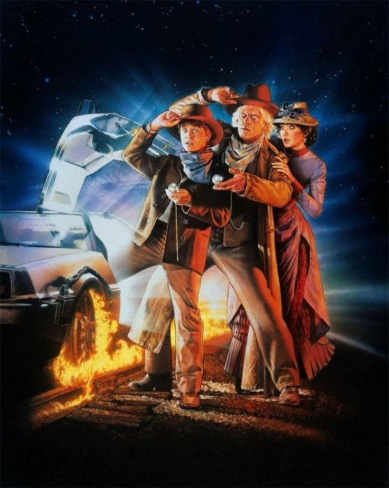 Awesome Alternate Posters For Back To The Future