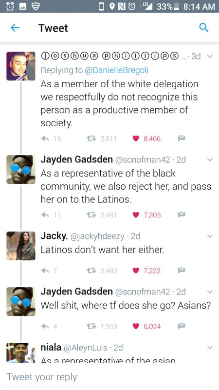 Cash Me Ousside Girl Gets Owned On Twitter