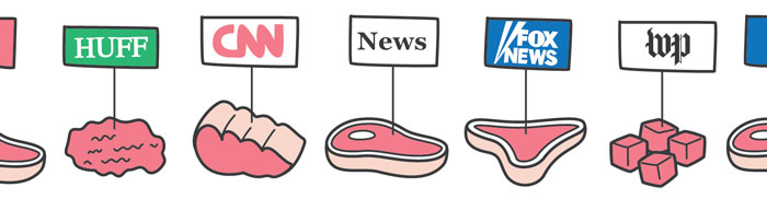 Clever Comic Sums Up How The Media Actually Works