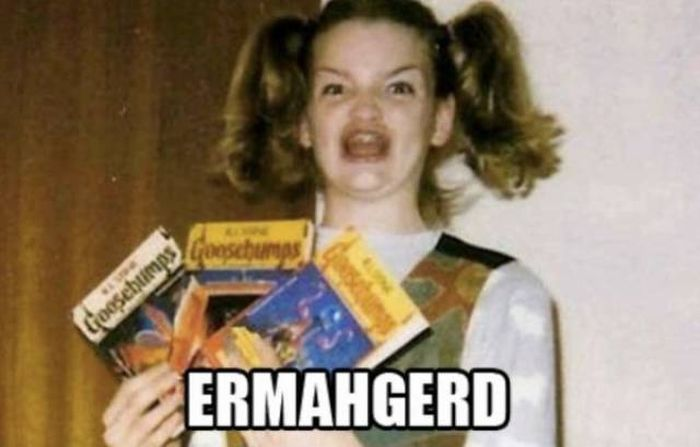 Errmahgerd Girl Is All Grown Up Now
