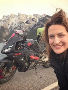 Adventurer Takes Awesome Motorcycle Journey Around The World