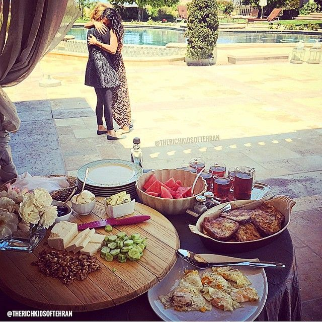 Rich Kids Of Tehran Shows Off The Lifestyle Of Iran's Ruling Elite