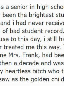 Slow Student Gets The Ultimate Revenge On An Evil Teacher