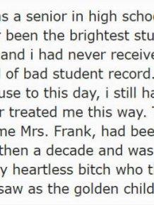 Slow Student Gets The Ultimate Revenge On An Evil Teacher
