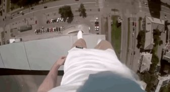 GIFs That Will Remind You Why You Should Be Scared Of Heights