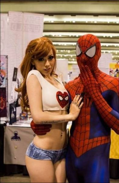 When Cosplayers Look Even Better Than The Real Thing