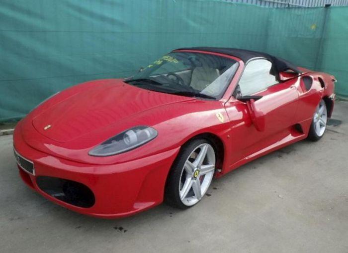 Fake Ferrari Conman Sent To Jail