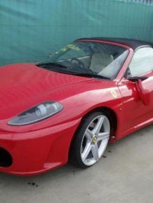 Fake Ferrari Conman Sent To Jail