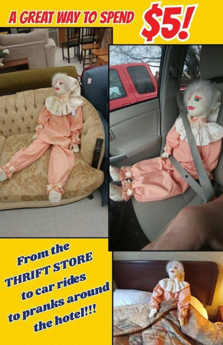 No One Knows Where Thrift Shops Find All This Insane Stuff