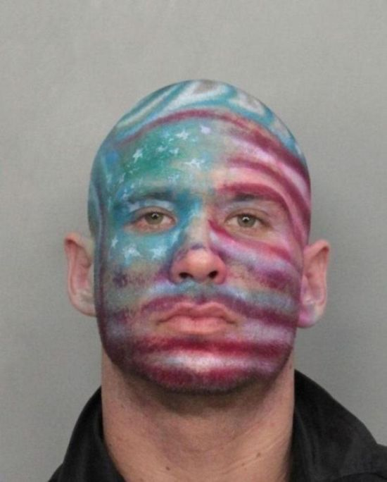 The Most Awesome Collection Of Funny Mug Shots On The Internet