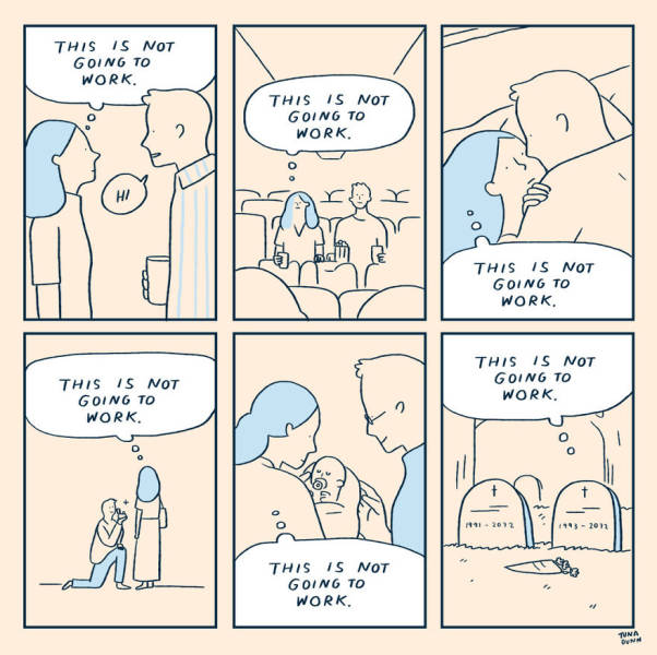 Comics That Prove Relationships Are Both Beautiful And Excruciating