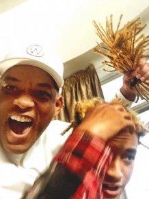 Will Smith Finally Convinced His Son Jaden To Cut Off His Blonde Dreadlocks